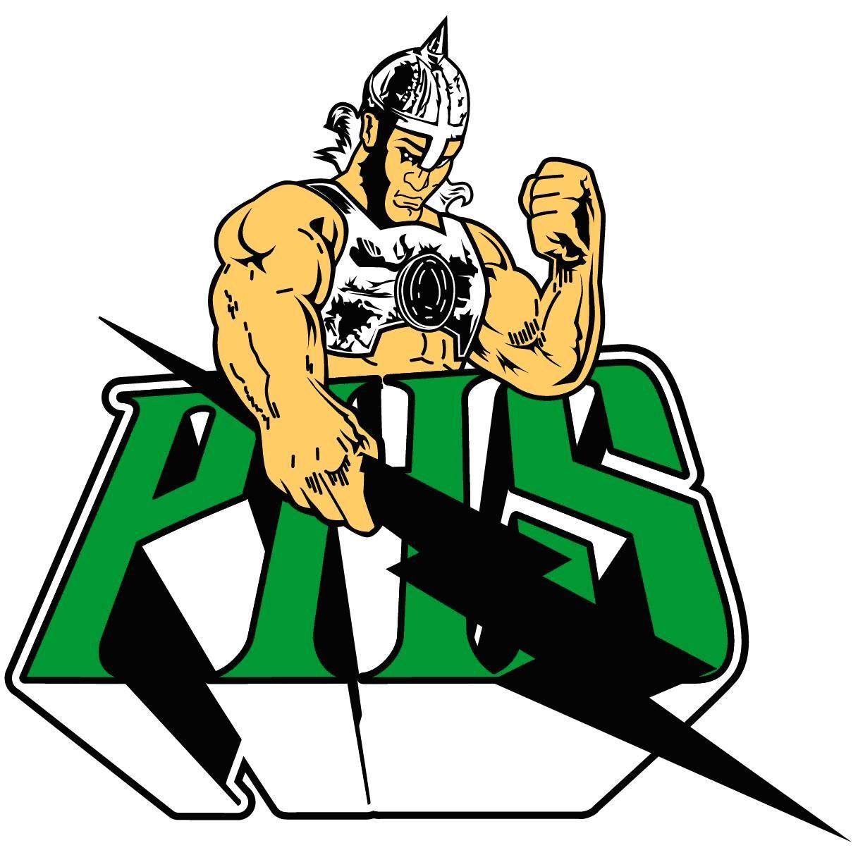 Pioneer High School Titan logo