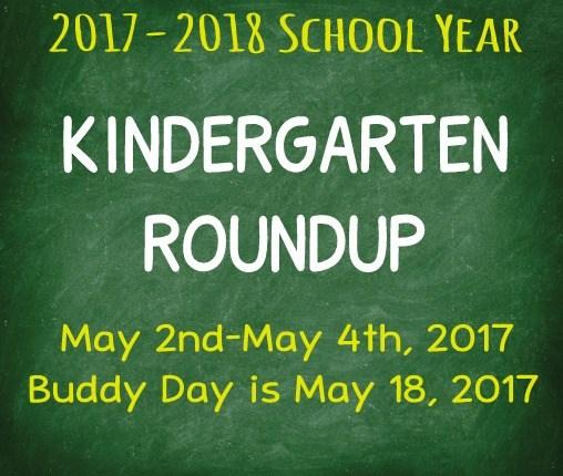 Kindergarten Roundup Thumbnail Image