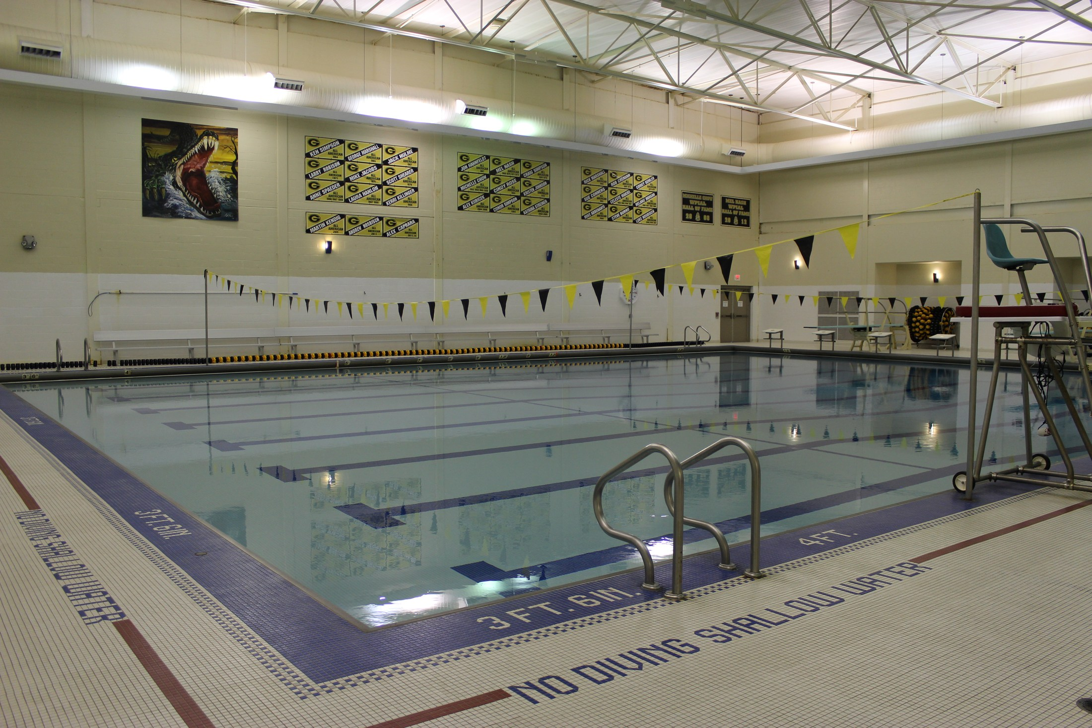 Henry J. Furrie Sports Complex Swimming Pool