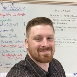 Sean Stocum's Profile Photo