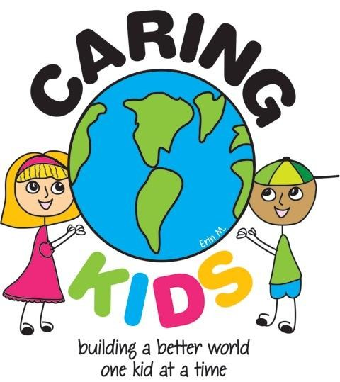 Caring Kids logo