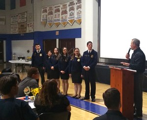 FFA Mr. Van Bavel addressing.jpg