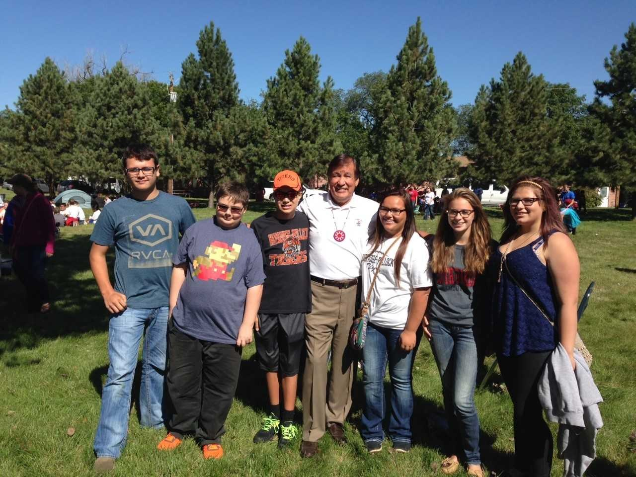 Youth Day with Billy Mills