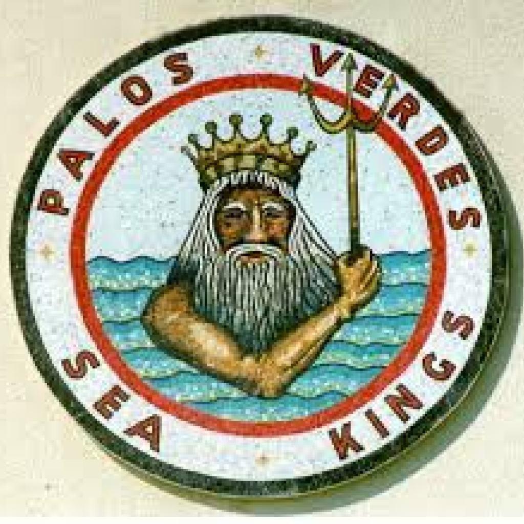 PVHS Sea Kings mosaic mural