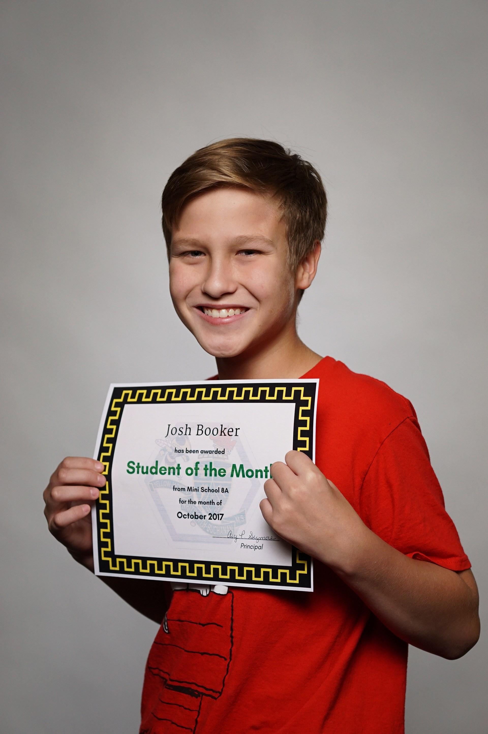 Josh Booker
