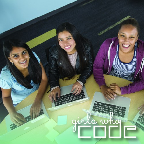 Register Now: Girls Who Code Featured Photo