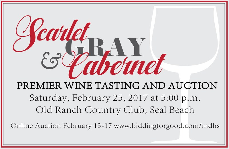Scarlet Gray and Cabernet Wine Tasting & Auction! Thumbnail Image