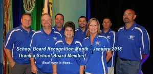 A goup pic of the QISD School Board.