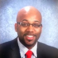 Terrez Thomas, assistant principal at West Elementary - school photo
