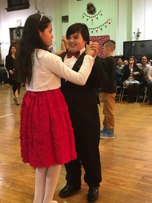 dancing pair 3