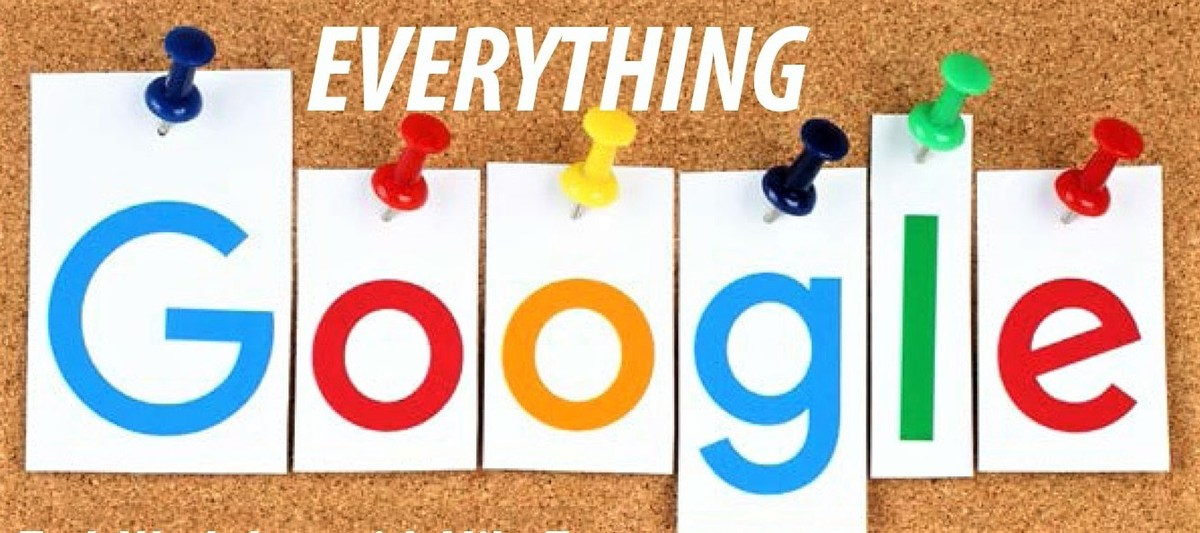 Everything Google