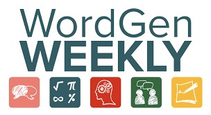 Word Generation of the Week Thumbnail Image