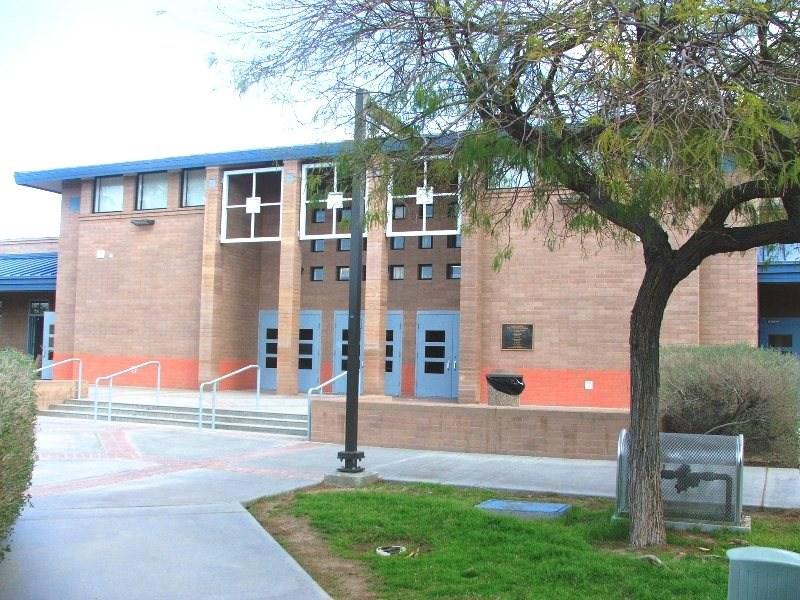 Blake cafeteria - building