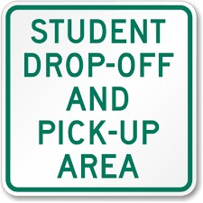 drop off pick-up image