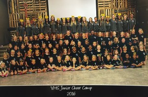2017 Junior Cheer Camp