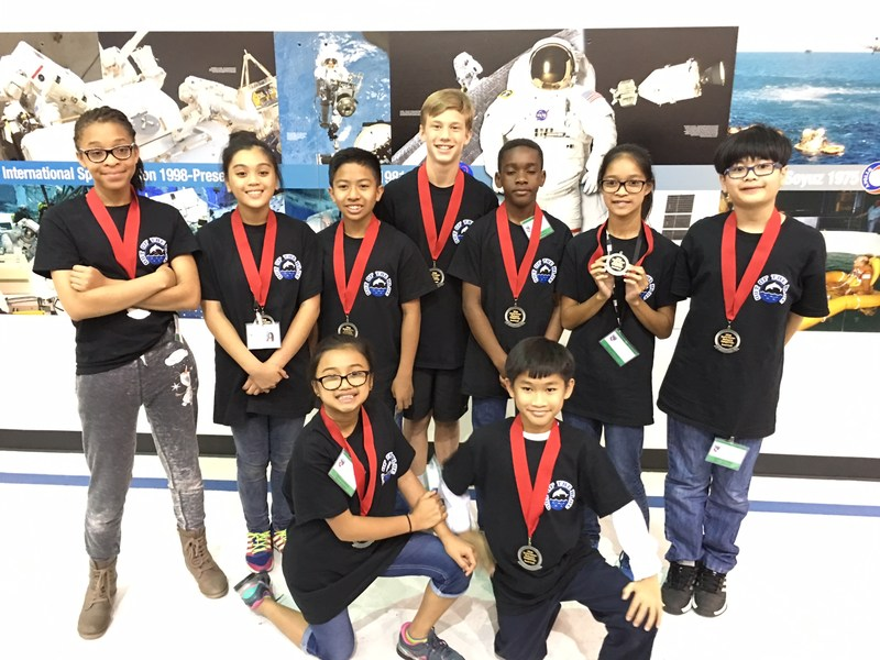 SFdS Sweeps at Texas Regional MATE Competition Thumbnail Image