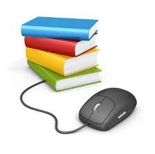 books and mouse