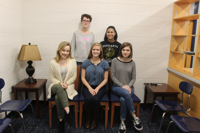 Five TCHS Students selected as State Semi-Finalist in Georgia Governor's Honors Program Featured Photo