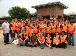 Cadets Cleanup FMS Group.JPG