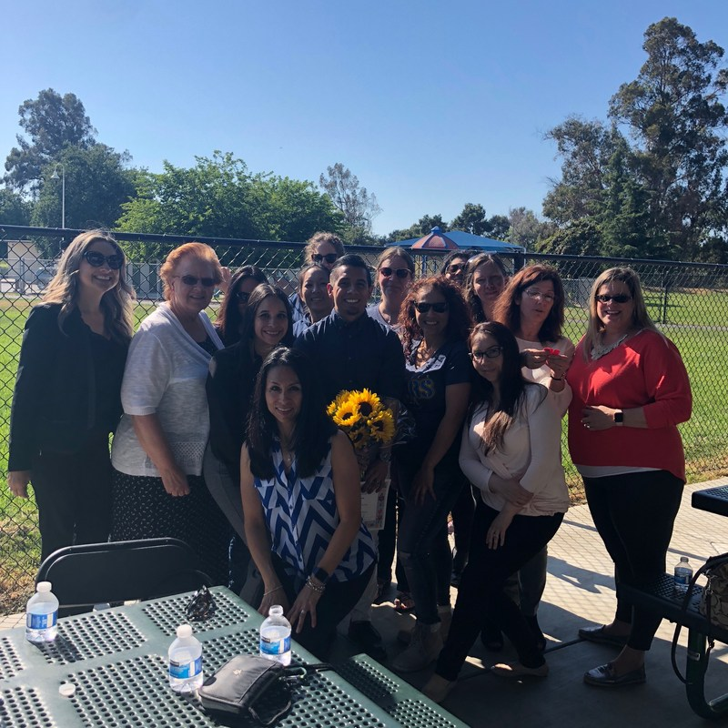 Santee Staff Recognized at Staff Appreciation Event! Thumbnail Image