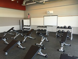 The New Fitness Lab Has Opened