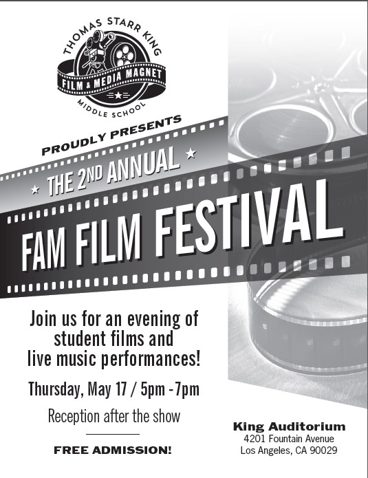2nd Annual FAM Film Festival - Thursday, May 17 Featured Photo