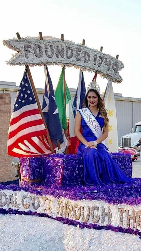One of our very own Senior, Ashley Villaseñor became Miss Hidalgo 2017!! Thumbnail Image