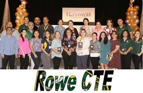 Rowe High School CTE Staff
