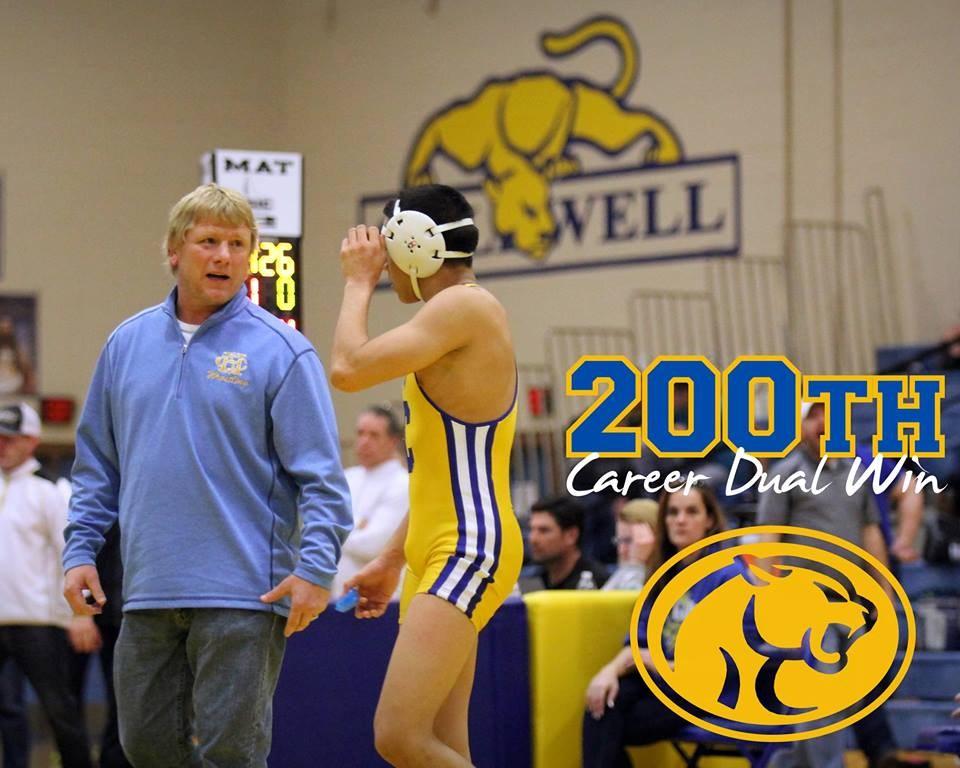 Coach Kloetzer, 200 wins