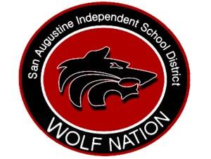 District Wolf Logo