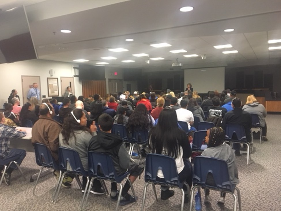 Incoming 9th Grade Special Education Parent Information Night