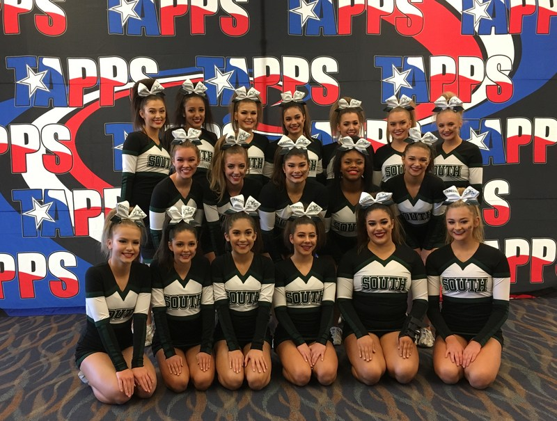 LSA Cheer wins 4th place at State TAPPS Competition Thumbnail Image