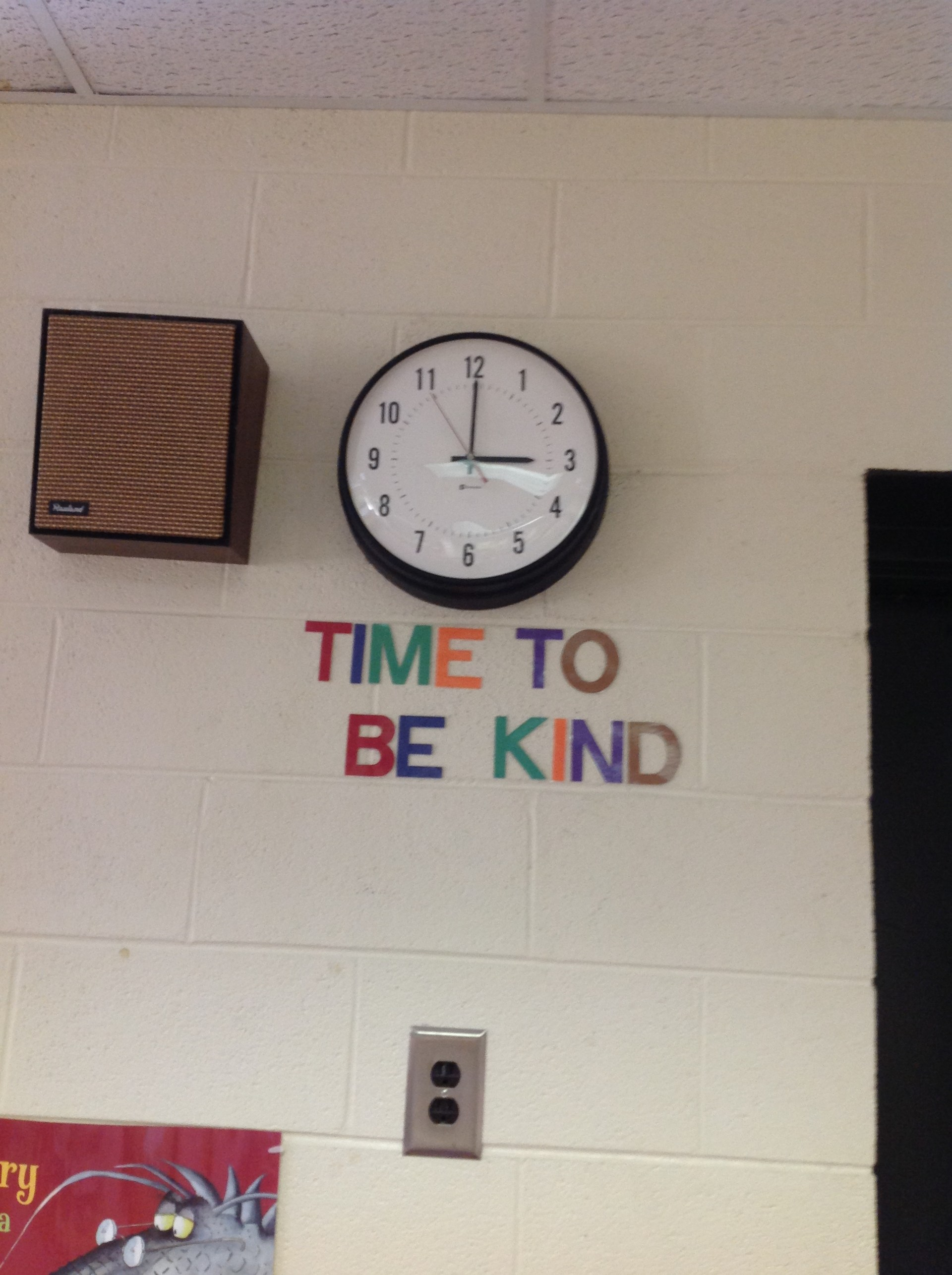 Time to Be Kind!
