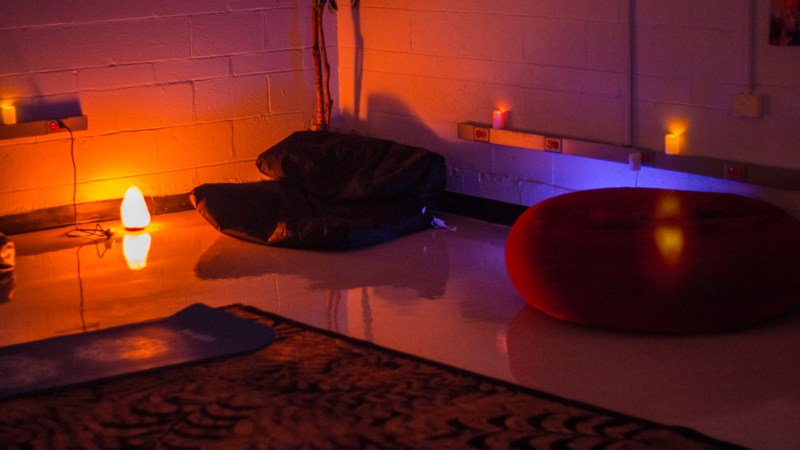 Meditation Room Now Open Thumbnail Image