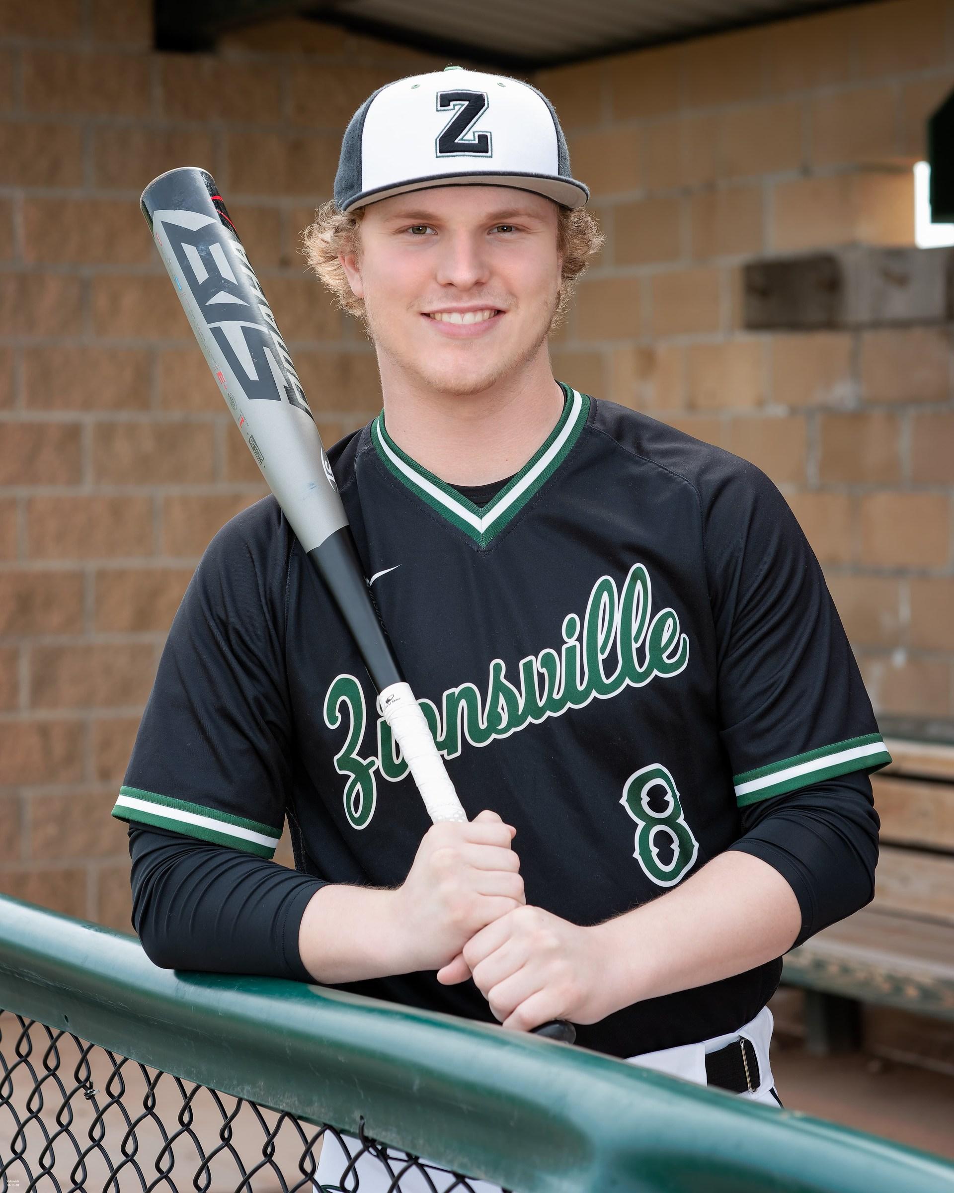 Senior Tyler Milby