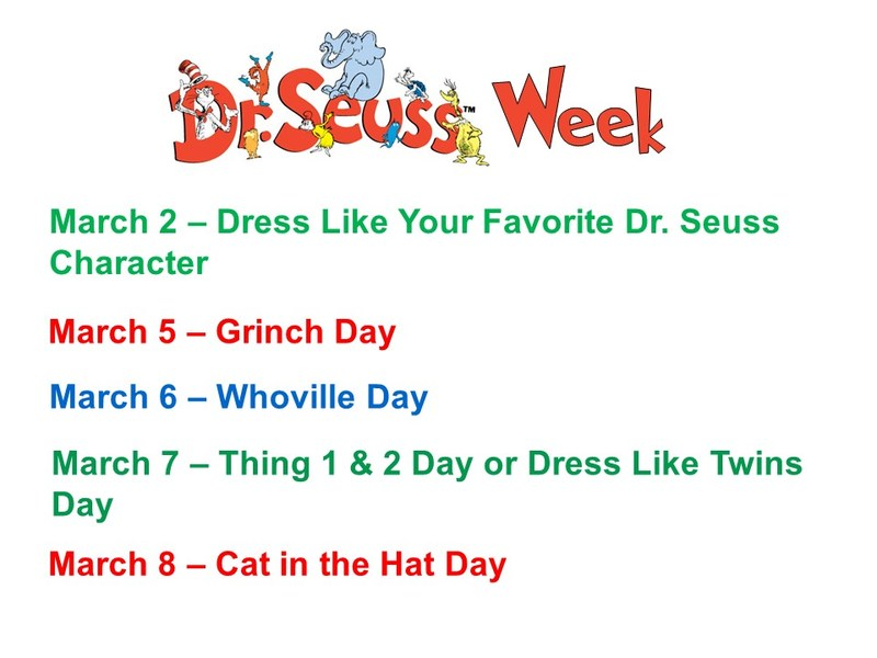 Dr. Seuss Week Thumbnail Image