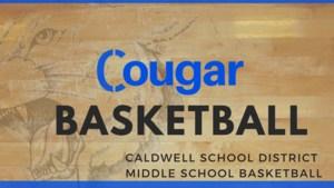 Cougar Basketball Logo