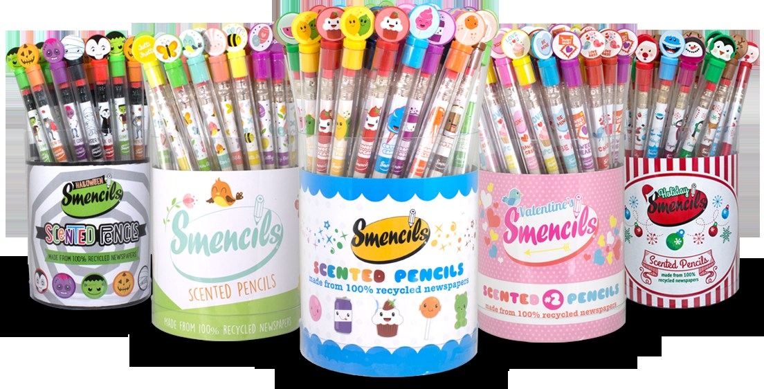 SMENCILS Fundraiser $1.00 ~ Students can purchase 'SMENCILS' before or after school.