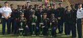 Franklin High JROTC Drill Team