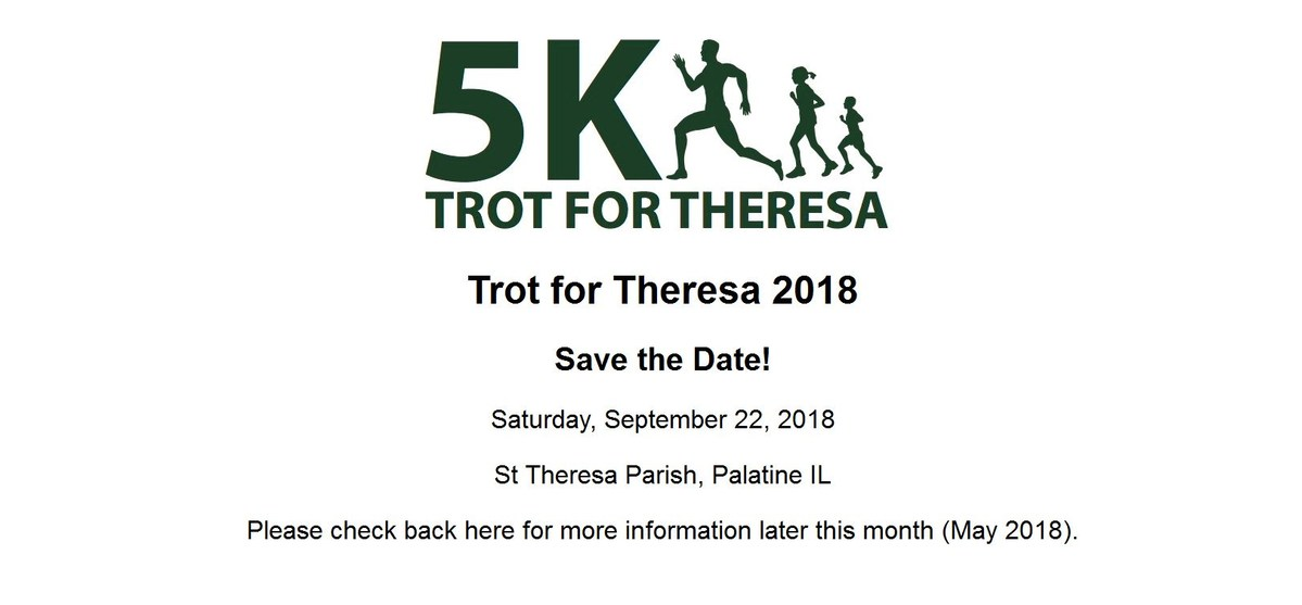 Trot for Theresa