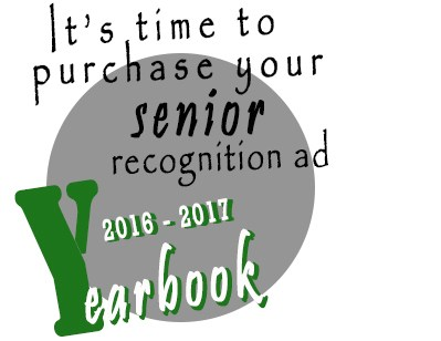Purchase a senior recognition ad.