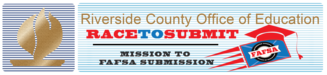 Riverside County of Education Race to fill out FASFA