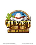 Scholastic Wild West Book Fair logo.