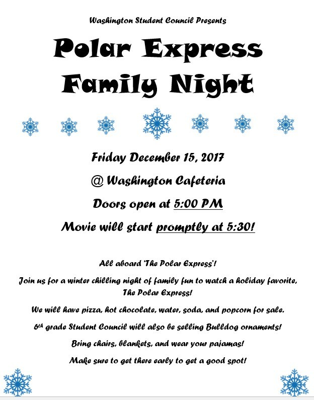 Polar Express Night Featured Photo