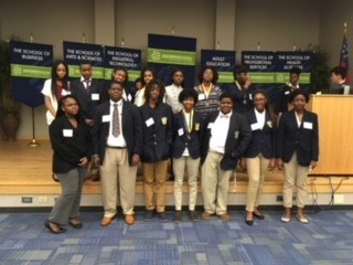 Merry Acres Students Place in Region FBLA Competition Thumbnail Image