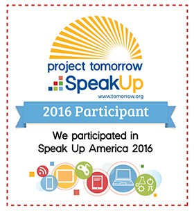 Project SpeakUp America 2016 Participant Badge