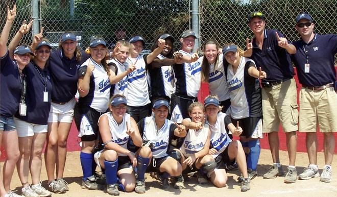 2007 Softball – Wall of Champions Softball – Texas School for the