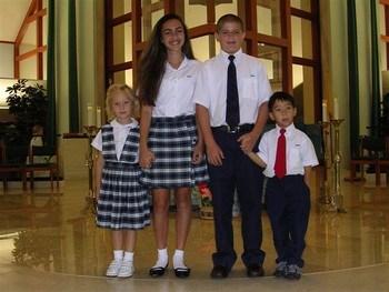 Dress Code Parents All Saints Catholic School
