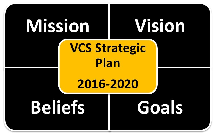 VCS Strategic Plan 2016-2020