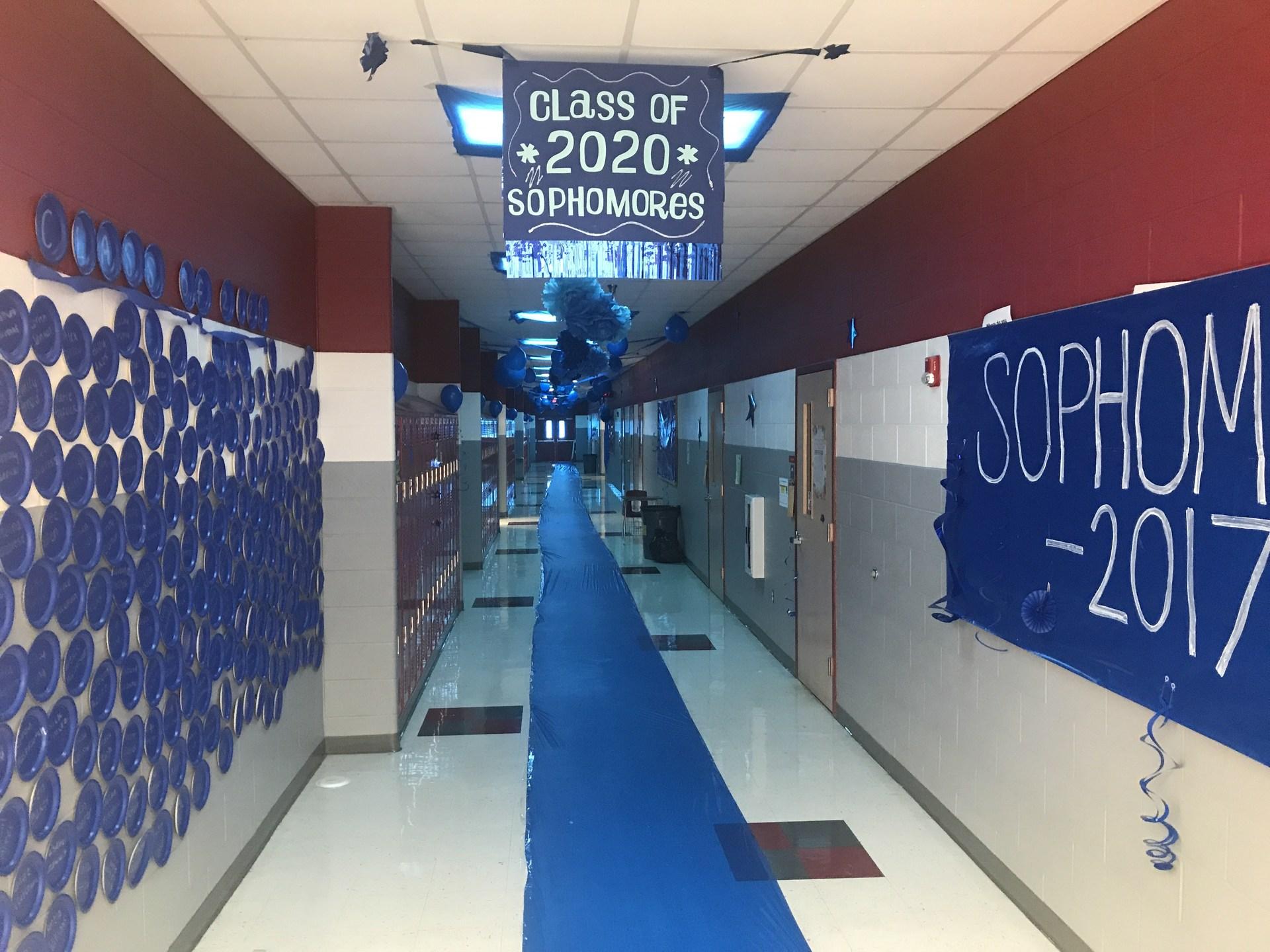 Sophomore Hall
